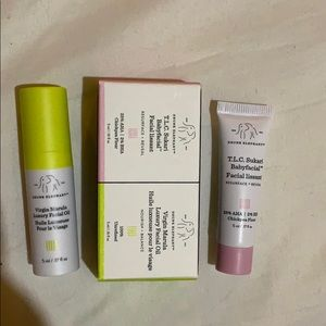 Drunk elephant face products